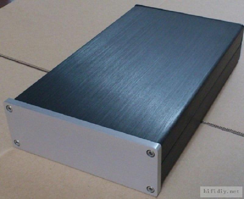 BRZHIFI BZ1706 Series Aluminum Case For DIY Custom