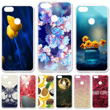 TAOYUNXI Soft TPU Case For TP LINK Neffos C9A Cases For TP LINK Neffos C9A TP706A TP706C 5.45 inch DIY Painted Protective Covers