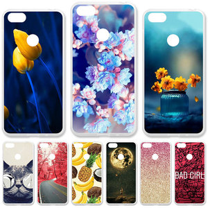 Image 1 - TAOYUNXI Soft TPU Case For TP LINK Neffos C9A Cases For TP LINK Neffos C9A TP706A TP706C 5.45 inch DIY Painted Protective Covers