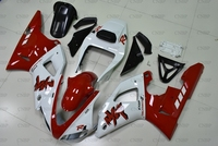 for YAMAHA YZFR1 99 Fairings for YAMAHA YZFR1 1998 1999 Black Red Abs Fairing for YAMAHA YZFR1 1999 Body Kits