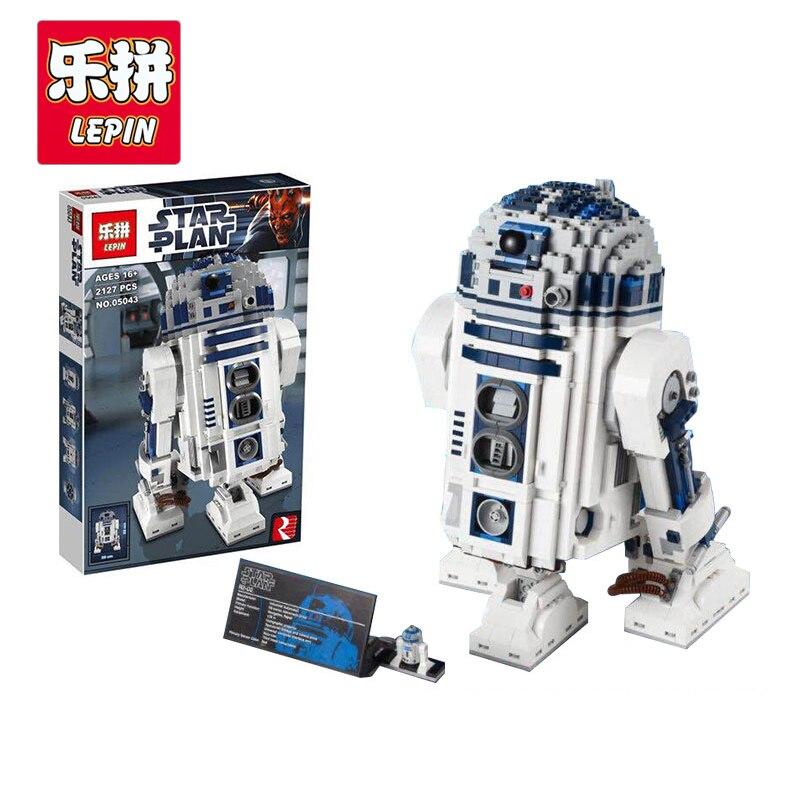 Lepin 05043 Genuine Star Series The R2 Robot Set D2 Out of Print Building Blocks Bricks Toys Legoing 10225 Wars Gifts optimal and efficient motion planning of redundant robot manipulators