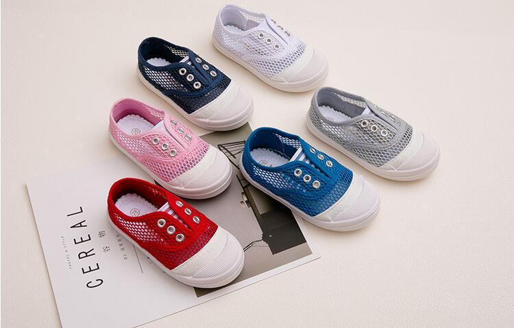 Fëmijët këpucë pranverë vjeshtë Vogël për djem vajza këpucë - Këpucë për fëmijë - Foto 3