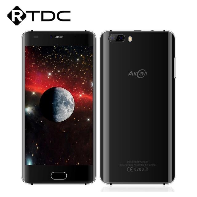 "Original AllCall Rio Mobile Phone MT6580A Android 7.0 Quad Core 5.0""HD 1GB RAM 16GB ROM Dual Back Camera 8.0MP+2.0MP 2700mAh OTA"