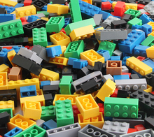 1000pcs Random Bricks Building Blocks City DIY Creative Educational Toys For Children designer