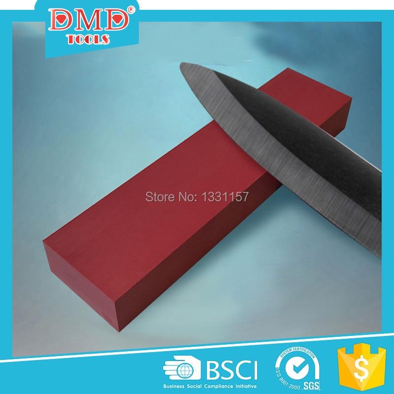 1PC New Six Sided Ruby font b Knife b font Sharpening Super Fine 3000 Grits Stone