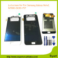 100% High Quality LCD For Samsung Note1 N7000 i9220 Original LCD Display and Touch Screen Digitizer Replacement with Free Tools