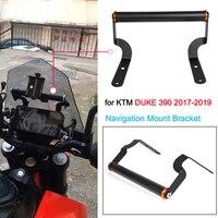 Motorcycle Accessories 390 Duke 17 18 19 GPS Smart Phone Navigation Mount Bracket Adapter Holder for 2017 2018 2019 KTM DUKE 390