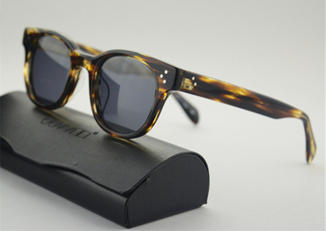 c24bd2ad603 Famous Women Brand Designer Sun Glasses Men Oliver Peoples Afton Sunglasses  OV5236 High Quality Unisex Round