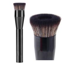 vela.yue Liquid Foundation Brush Professional Face Cream Buffing Buffer Blending Makeup Brush Tool