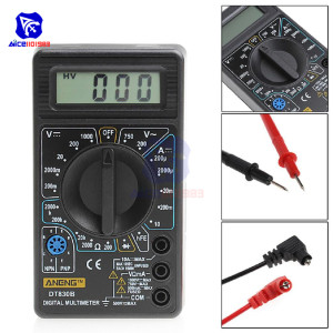 DT-830B LCD Digital Multimeter