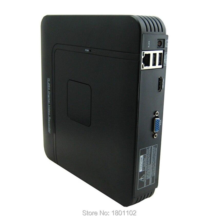 4CH 8CH CCTV NVR N1004F N1008F-1