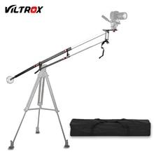 Viltrox yb-3m 3 м профессиональный выдвижной алюминиевый сплав сильный видео камеры кран гусек рычаг р + сумка для цифровой зеркальный фотоаппарат canon nikon sony