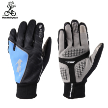 Mountainpeak cycling gloves all refer to autumn and winter cycling gloves can touch screen outdoor mountain car equipment