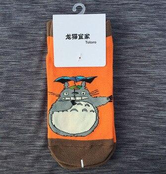 Носки с изображением Тоторо 1