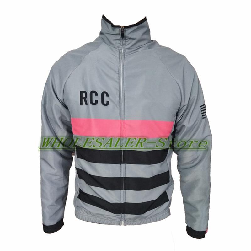 2018 rcc Long sleeved Windbreaker cycling jersey pro aero Team ropa ciclismo  Endurance race rbx bicycles 2bd9a3b05