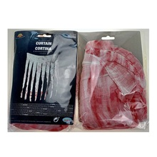 цена на 2 pack Party supplies/party and festival DIY decorations  Halloween Bloodstain Curtain