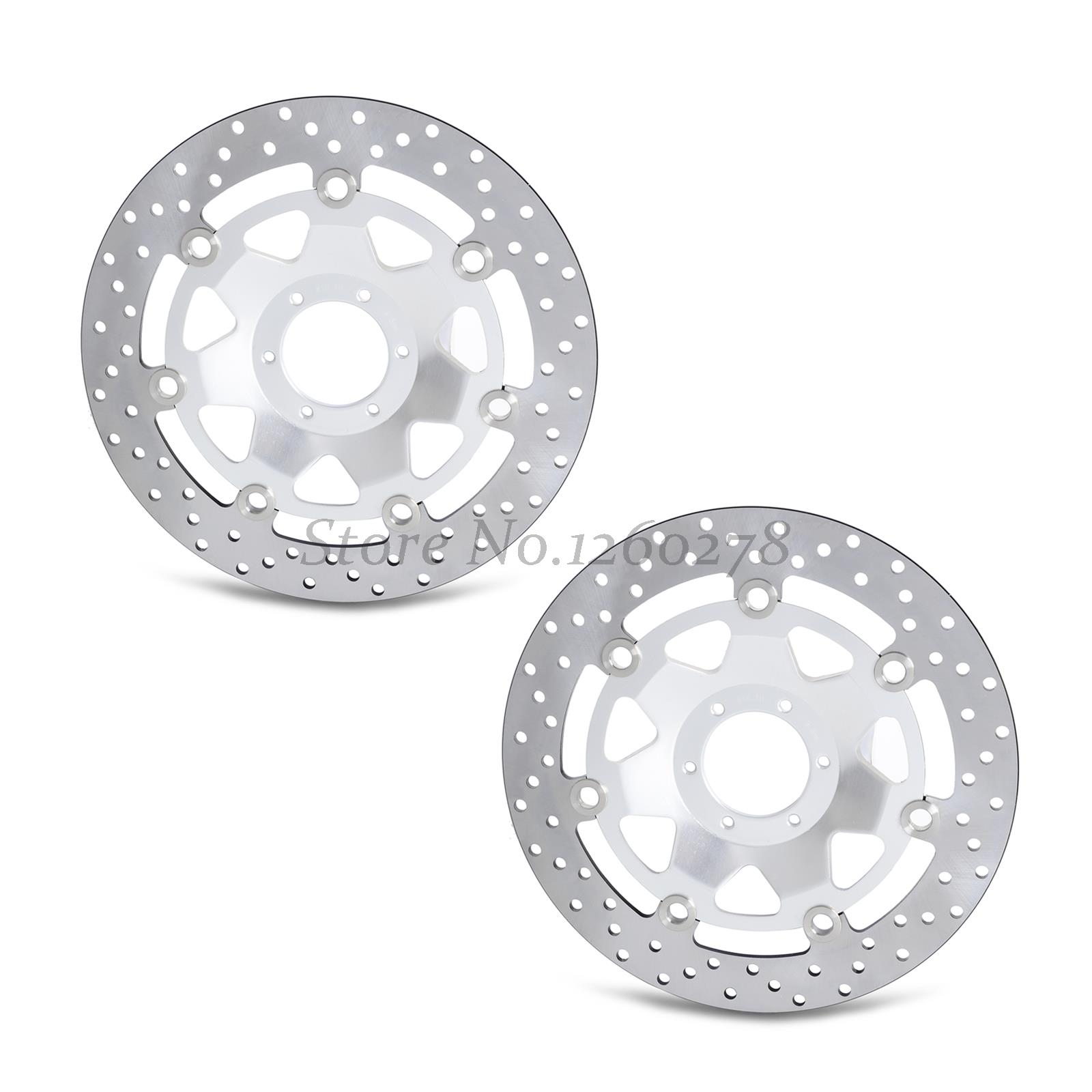 New Motorcycle Front Rotor Brake Disc For Honda CBR 600 900 VFR 800 XL 1000 GL
