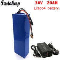 Golf Cart 36V 20Ah Lithium LiFePO4 Battery Ebike/Bicycle/Bike Battery Used on Electric Mobility Car Forklift Battery