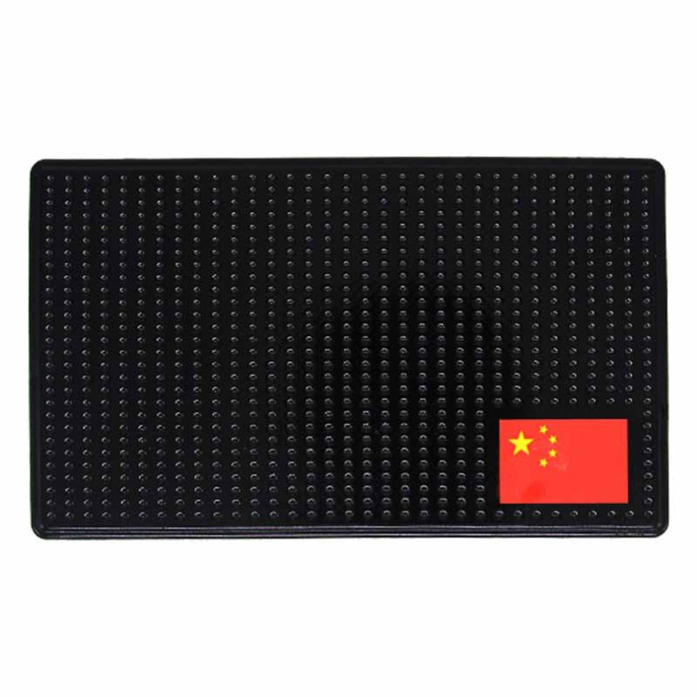 Car Dashboard Sticky Pad Strong Suction Pad Holder Anti Slip PU Mat For Mobile Phone Car Interior Accessories