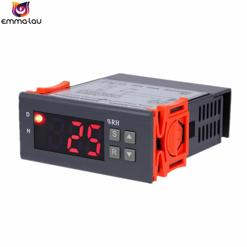 Alta-temperatura Controlador Do Termostato 12 V 24