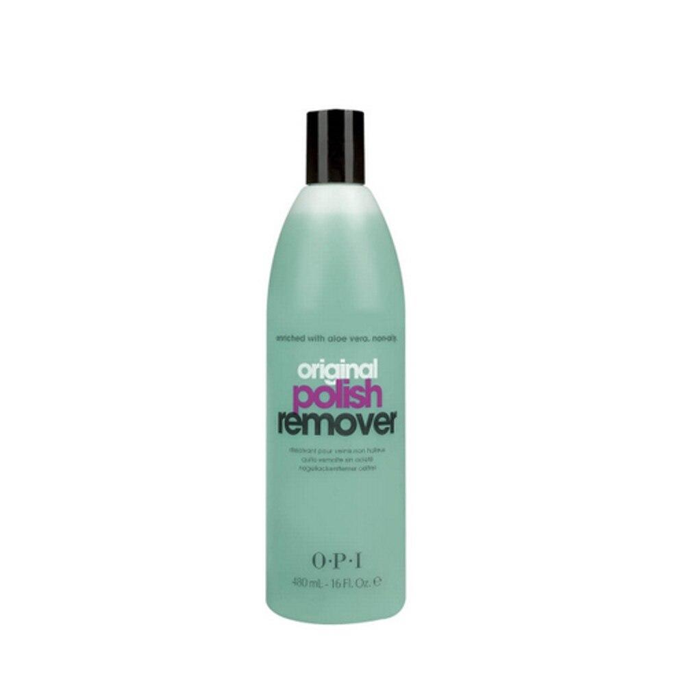Nail Polish Remover O.P.I AL406 liquid wipes for removing nails polish