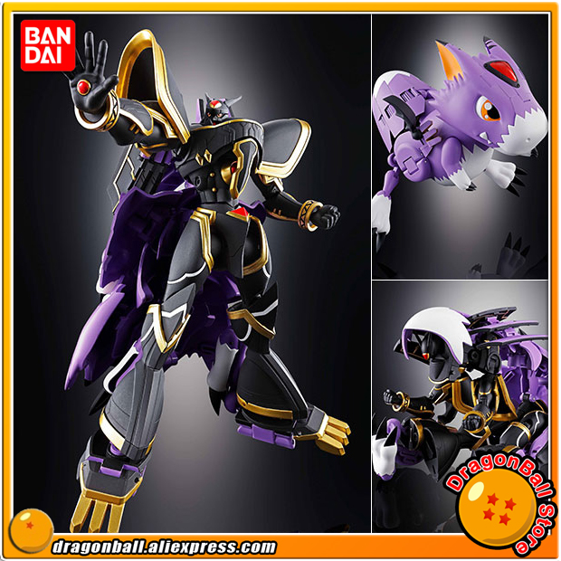 Bandai Digimon Digital Digivolving Spirits 05 Alphamon Action Figure Japan