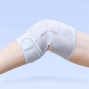 Image 5 - Nouvelle genouillère dorigine Xiaomi Mijia PMA 5V graphène infrarouge chauffant protection genou sport soulagement de la douleur jambe manches genou