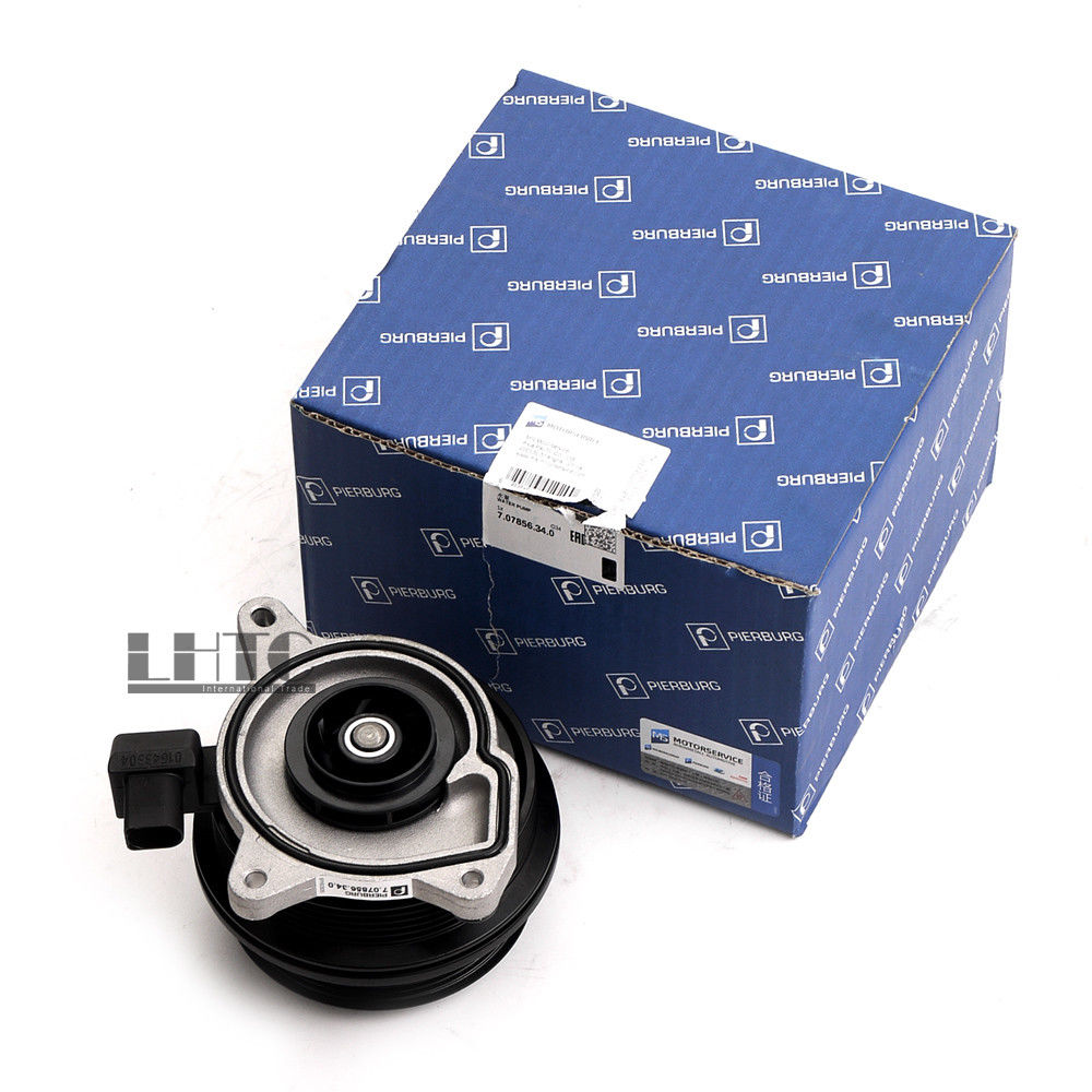 Water Pump Assembly For V W Golf Passat CC <font><b>Tiguan</b></font> Scirocco AUDI A1 <font><b>1.4</b></font> <font><b>TSI</b></font> TFSI Turbocharged Supercharged Turbo/Supercharger image