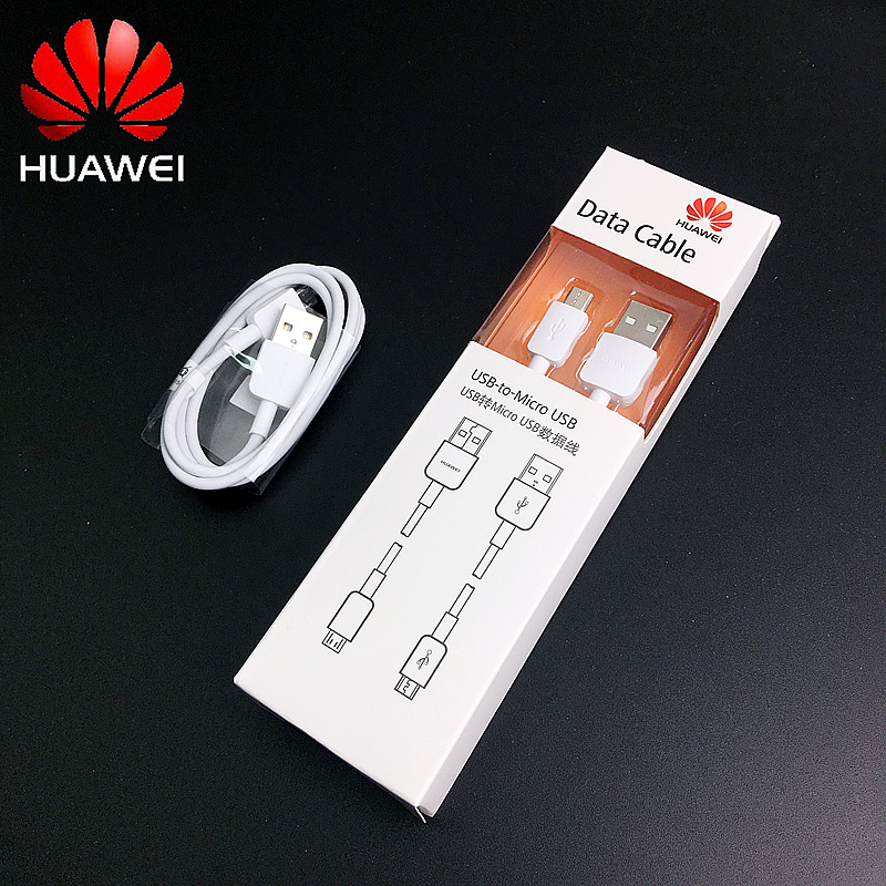 Original Huawei 8x Charger Cable 2a 100 cm Micro Data cable for huawei y6 prime 2018 p20 p10 p9 <font><b>lite</b></font> p8 y7 <font><b>honor</b></font> <font><b>9</b></font> <font><b>lite</b></font> 7x 8x image