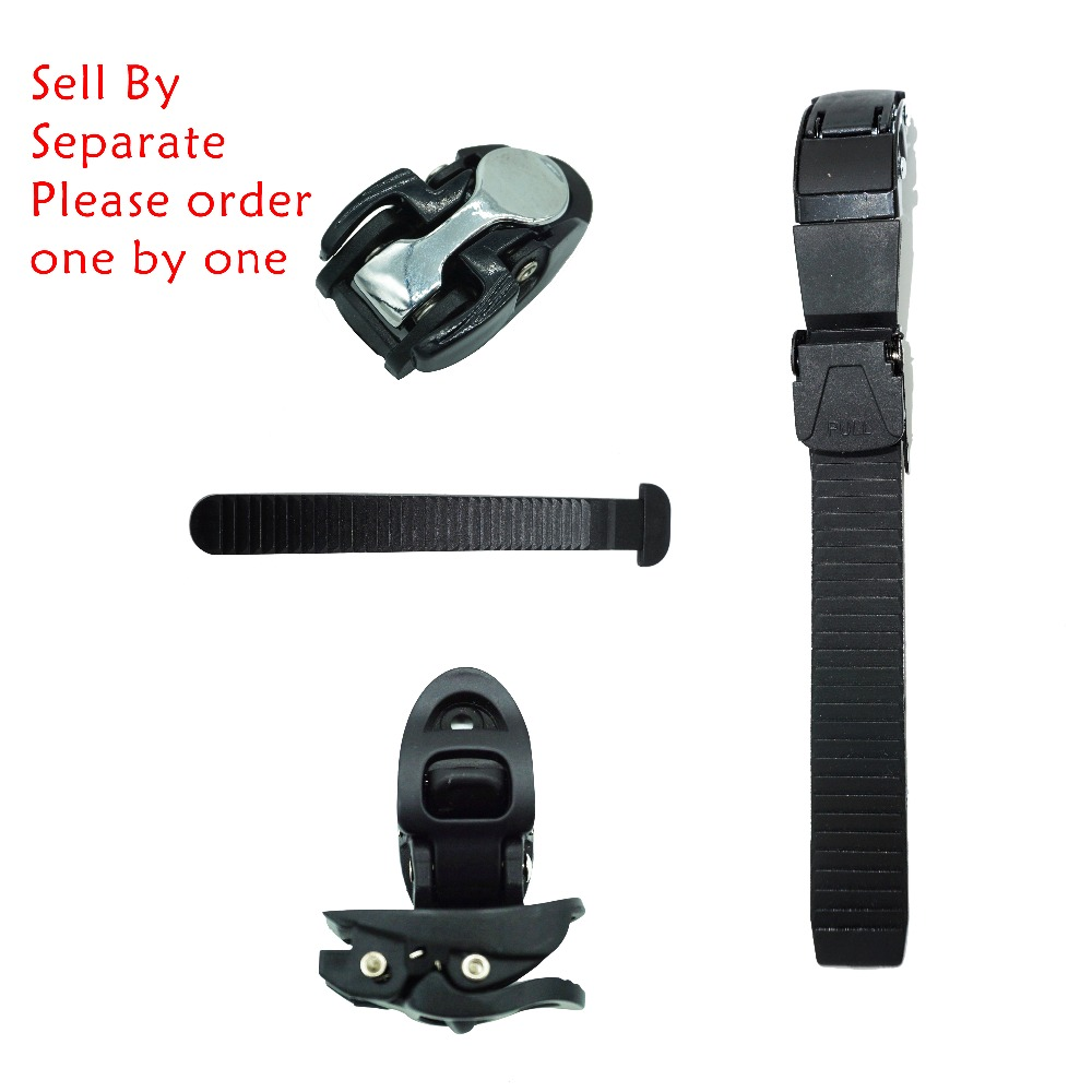 Inline Roller Blade Buckle and Buckle أحزمة Inline Skate shoes clasp / clasp belt أحزمة FSK