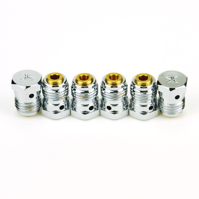 6PCS/Lot New Paintball Air Gun Airsoft PCP Air Rifle HPA/CO2 Tank Regulator Valve Burst Disk 1.8K , 3K , 4.5K , 7.5K