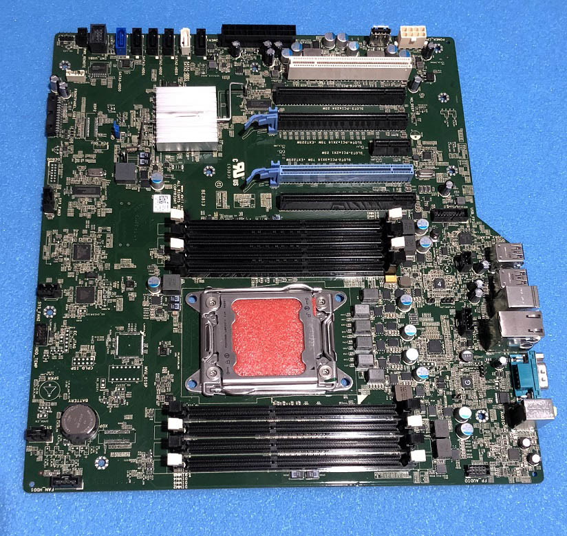 100% Working Server Motherboard For Precision T5810   9M8Y8 09M8Y8 LGA 2011 Fully Tested