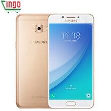Original Samsung Galaxy C5 Pro C5010 4G RAM 64G ROM Octa core 5.2″ 16.0MP Samsung Pay Fingertprint 4G LTE Smartphone