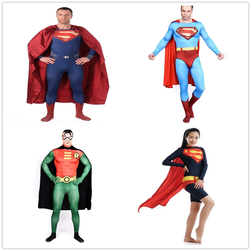 Kostuums voor superhelden kostuums Zentai - Carnavalskostuums