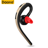 DAONO Bluetooth Earphone Bluetooth Headset Wireless Earbuds Handsfree With Microphone Headphone For Drive Noise Cancelling