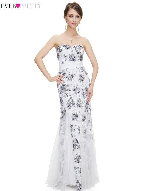 strapless elegant prom dresses