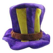 LOL Cosplay The Sheriff of Piltover Caitlyn Soft Plush Hat Cap Beanies