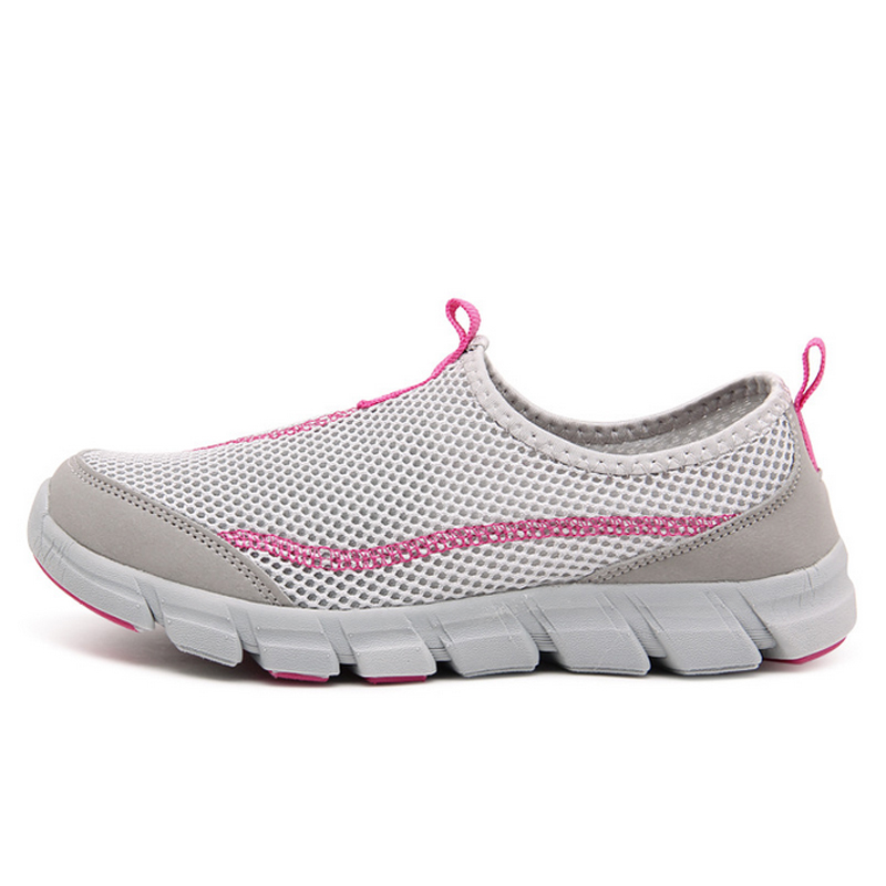 New Arrival 2017 Women's Running Shoes Breathable Air Mesh Female Comfortable Lightweight Walking Sneakers 880