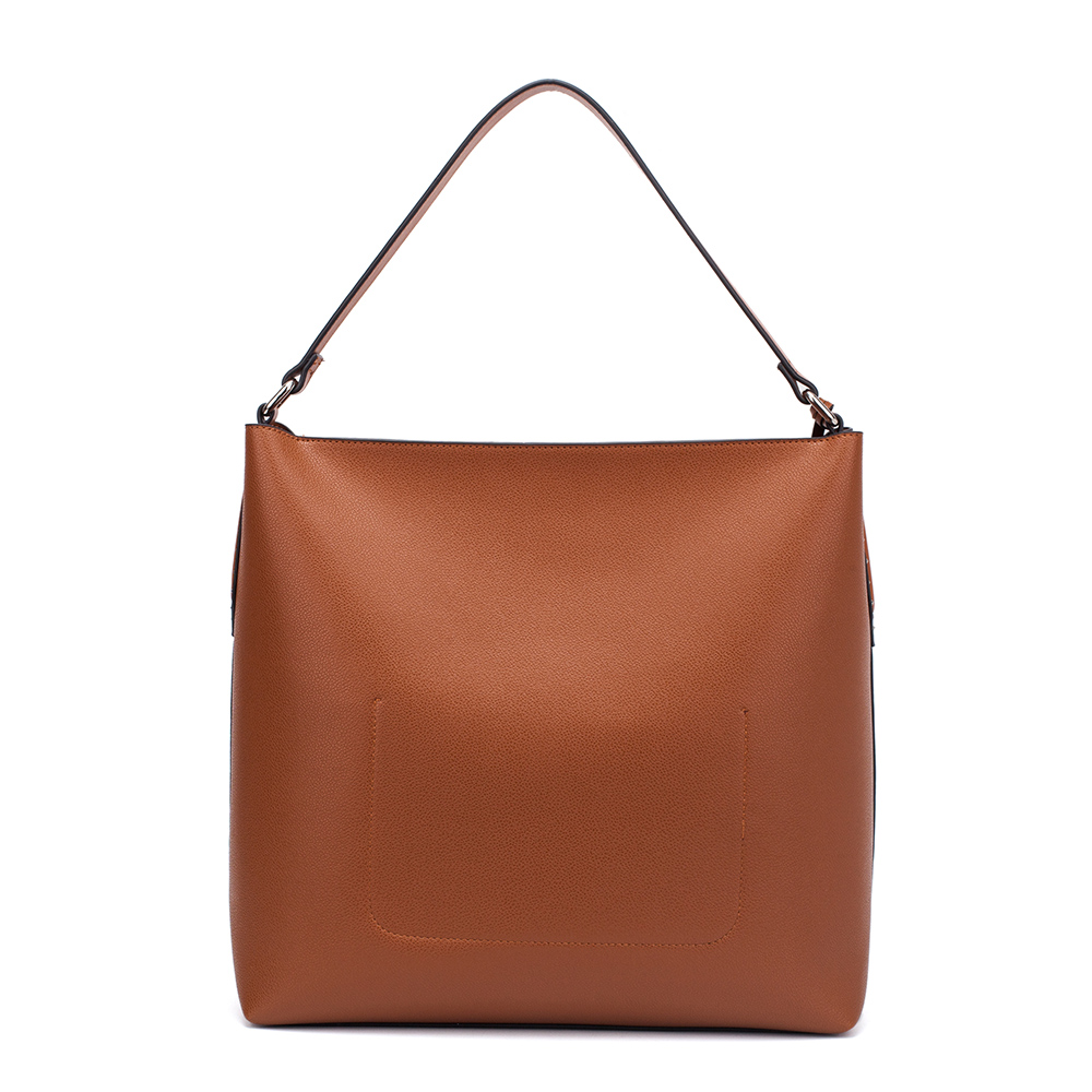 Bucket Bag For Women Handbag Leather Shoulder Bags Casual Hobo Bag Ladies Purse With Tassel