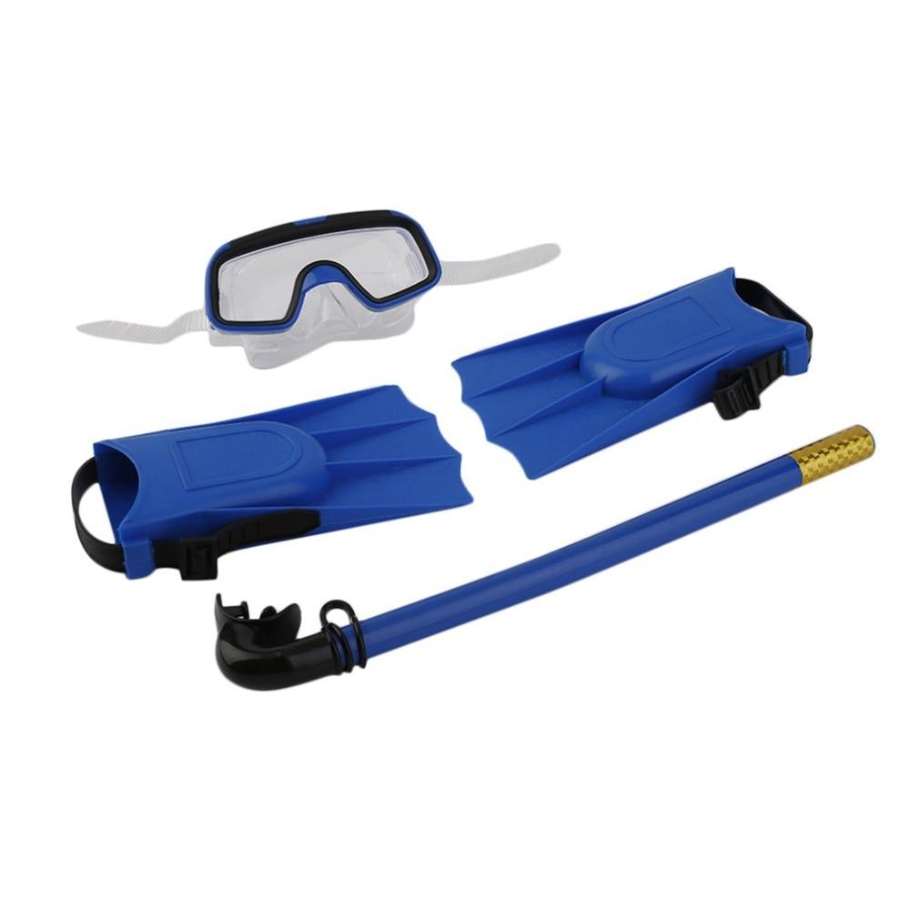 1Set Snorkeling սուզվելու դիմակ Շնչառական - Ջրային մարզաձեւեր - Լուսանկար 3