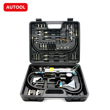 AUTOOL C100 Automotive Non-Dismantle Fuel System Injector Cleaner for Petrol EFI Throttle AUTOOL C100