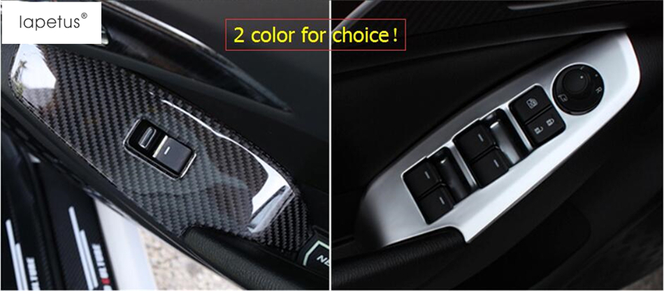 Accessories For Mazda 3 AXELA Hatchback Sedan 2014 2015 2016 Door Handle Panel Sticker Surround Window Lift Switch Cover Trim for mazda 3 axela hatchback sedan 2014 2015 2016 abs high quality air conditioning ac control switch cd panel cover trim 1 pcs