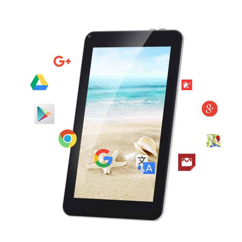 7 Inch Tablet Pc Aoson M753 Tablets 1gb+16gb Android 7.1 Quad Core Dual Cameras Bluetooth Wifi Multi Languages Tablets Promotion #6