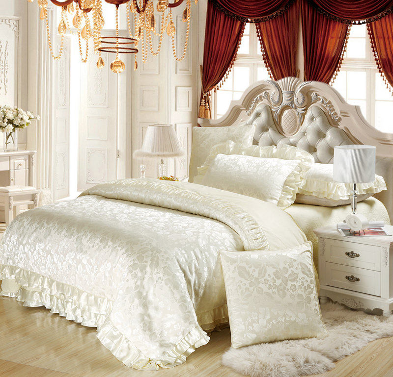Shams king size reviews online shopping shams king size for King shams on queen bed