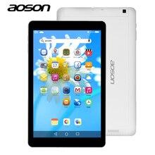 Новый Android 6.0 AOSON R102 10.1 дюймов планшетный ПК 1280*800 IPS скрин Quad Core Dual фотоаппараты Bluetooth 4.0 gps wifi игра планшет 10
