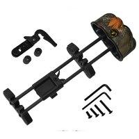 Camo TP715 archery compound bow accessories 5 piece arrow quiver compound arrow holder