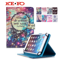 Universal 7 Inch With Card Slot Leather Case Cover For Pixus Play 3 V2 0 3