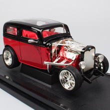 1:18 Scale Road Signature Ford Model A the A-bone 1931 rodders Tudor custom Sedan diecast & vehicles models cars toys for boys