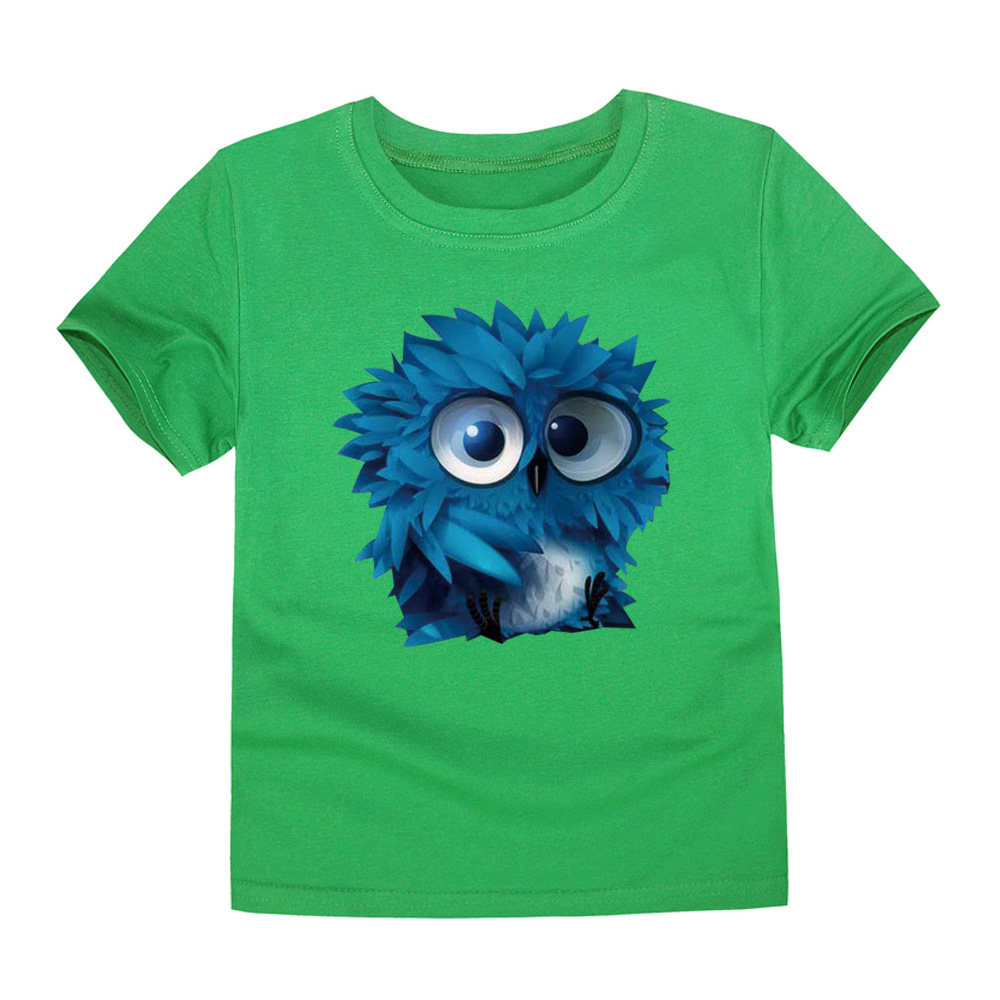 TINOLULING - OWL 12 Colors Boys/Girls - Unisex T-Shirts