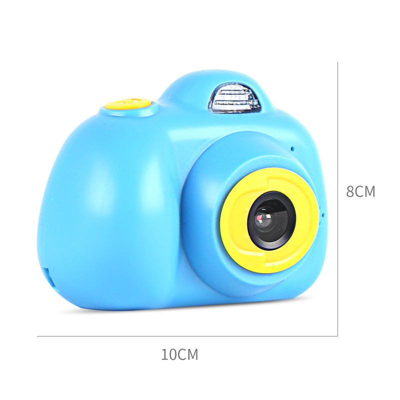 Children's mini digital camera toy Small SLR double camera lens photography camera toy Christmas Children's holiday gifts toy - 3